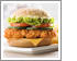 portfolio food photography chicken burger